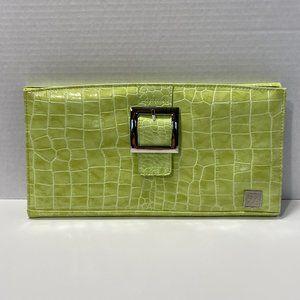 MICHE Women's Wallet, Green color, Standard Size